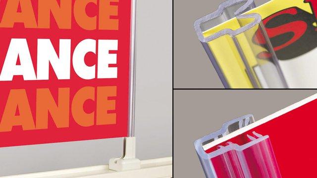 "RAZZ® System Sign Channels Now Available in 24"" and 36"" Lengths"