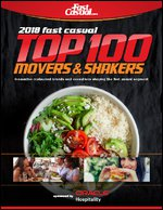 2018 Fast Casual Top 100 Movers & Shakers