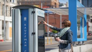 Meridian deploys outdoor interactive kiosks in Kansas City