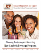 Planning, Equipping and Marketing Non-Alcoholic Beverage Programs