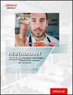 Restaurant 2025: Emerging Technologies Destined to Reshape Our Business