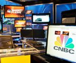 Digital signage sets the stage at CNBC