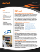STA Travel's Website Performance Flies with Traffic Manager