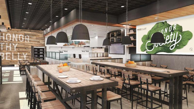 Fast fine Brand Opening In Denver Fast Casual