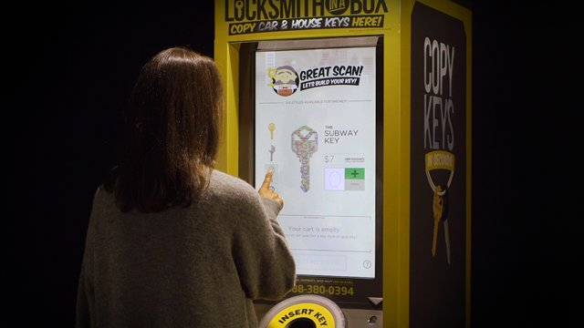 Recovering your keys at kiosks | Kiosk Marketplace