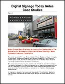 IAdea Drives More Business to Luxury Car Dealership in The Netherlands