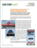 Prairie Meadows Racetrack Casino Relies on Keywest Technology MediaPod for Extensive Digital Signage Installation
