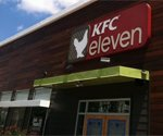 Hit and miss: Digital signage at the new KFC eleven pilot