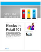 Kiosks in Retail 101