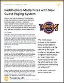 Fuddruckers Modernizes with New Guest Paging System