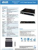 SE-92 Digital Signage Player