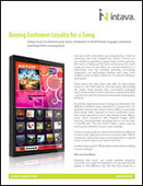Buying Customer Loyalty for a Song