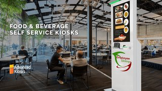 Self-service food & beverage kiosks changing casual dining