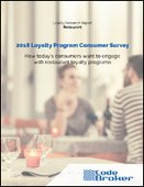 Loyalty Research Report Restaurant