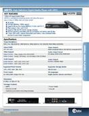 MP75 High Definition Digital Media Player with GPIO