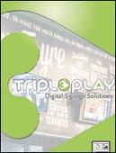 TripleSign Digital Signage & IPTV