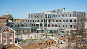 Mass. business center earns LEED gold