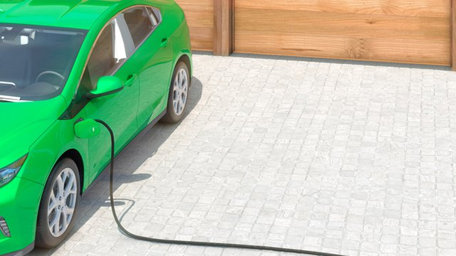 New homes in England to be built with EV chargers