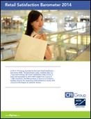 Retail Satisfaction Barometer 2014