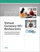Virtual Currency 101 for Restaurants