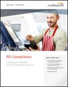 Cradlepoint Enablers for PCI Compliant Systems