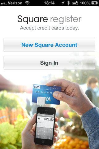 The Square app makes taking payments a breeze | Mobile