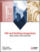 VRF and Building Integrations: Options and How to Choose Among Them