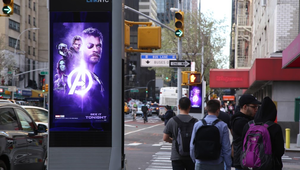 LinkNYC delivers better quality of life with digital signage, Wi-Fi