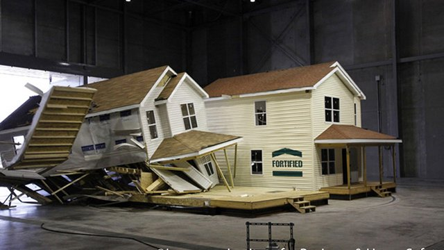 Building Resilient Homes