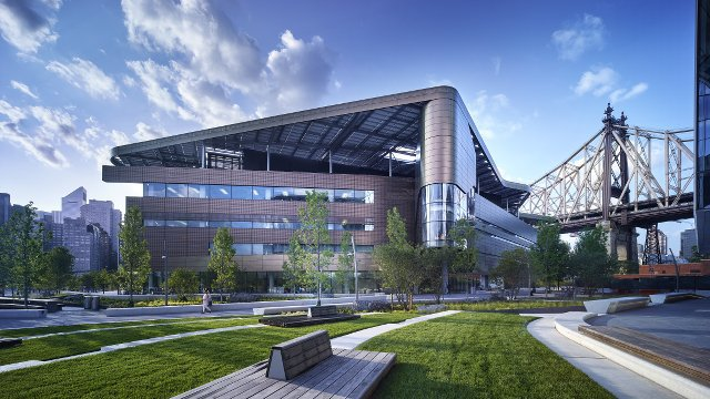 Cornell Tech Building Uses Geothermal for Heating and Cooling