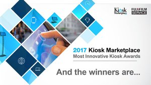Kiosk Marketplace announces the first annual Most Innovative Kiosk Awards
