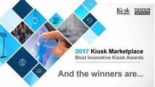Kiosk Marketplace announces the first annual Most Innovative Kiosk Awards