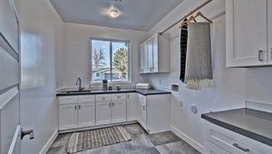 Each home features a large laundry room.