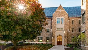 Notre Dame facilities earn LEED gold status