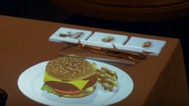What the AR burger waiting in the wings could mean for QSRs