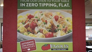 <p>Fazoli's is trying to position itself as offering higher-quality food at a value price.</p>