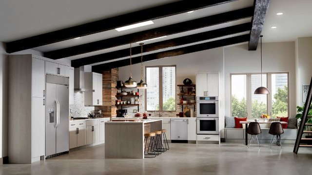 Designer Kitchen designer kitchen appliances blend style and performance | proud