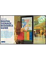 2015 Digital Signage Resource Guide