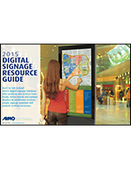 2015 Digital Signage Resource Guide
