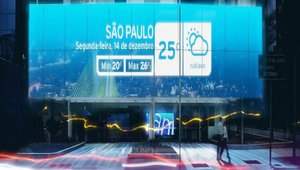 Digital visualization providers light up São Paulo bank branch
