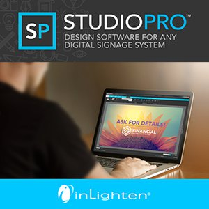 inLighten Introduces StudioPro™, Design Software For All Digital Signage Systems