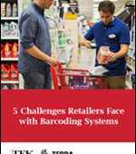 5 Challenges Retailers Face with Barcoding Systems