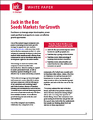 Jack in the Box Seeds Markets for Growth