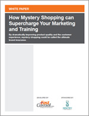 How Mystery Shopping can Supercharge Your Marketing and Training