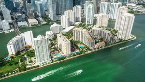 Study: What is a Water View in Miami Worth?