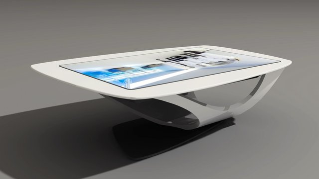 THE BEAUTIFULLY RUGGED DIGITAL TABLE