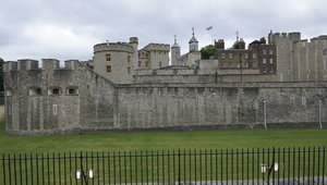 Attendees were able to visit the Tower of London. Photo credit: Ryan Cansler