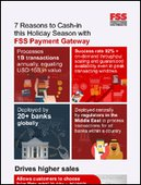 7 Reasons to Cash-in this Holiday Season with FSS Payment Gateway