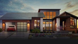 Here's How the Tesla Solar Roof Works