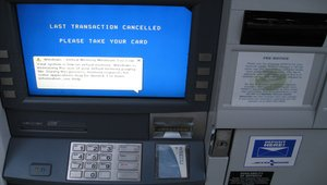 Are ATMs on their death bed?